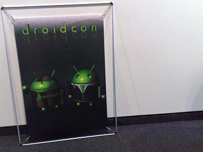 Droidcamp & Droidcon 09